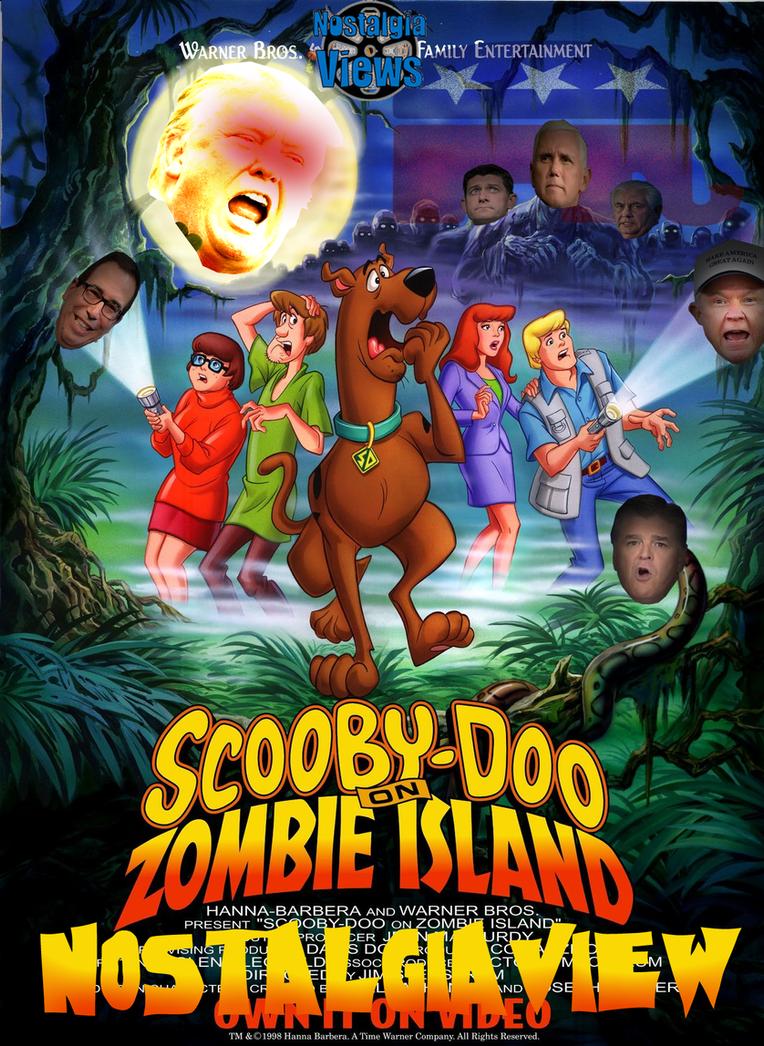 Scooby Doo Zombie Island Witch S Ghost