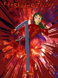 Zhi - Enter the Phoenix by Volts48