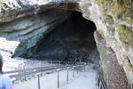 Mammoth Cave Historic Entrance Looking In