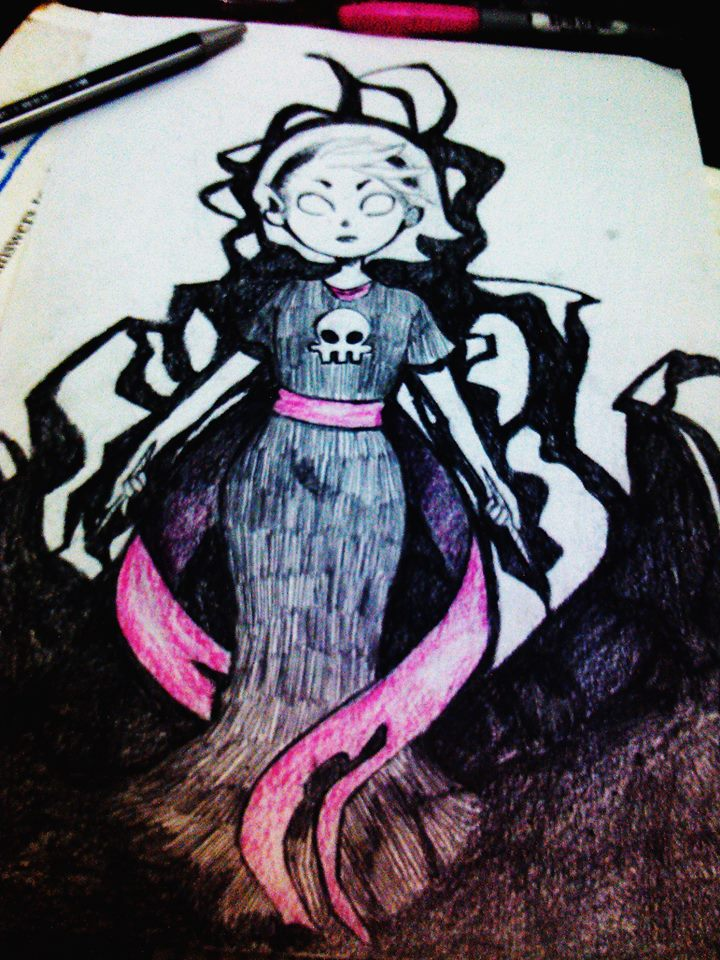 Grimdark Rose by iSEIpizza