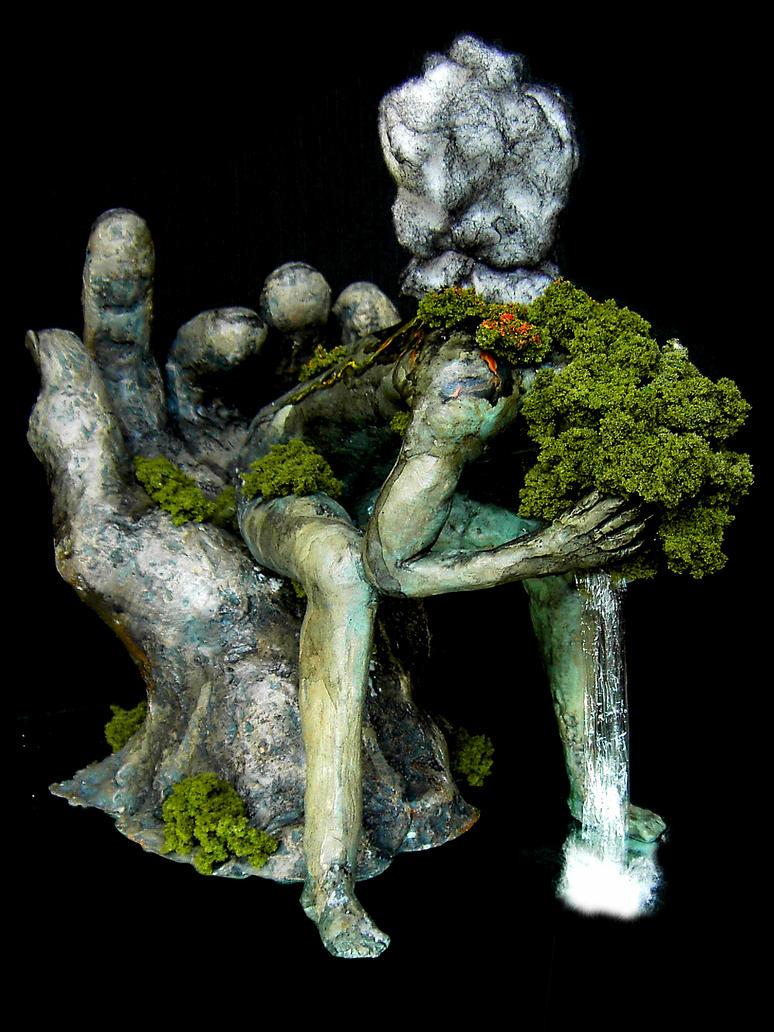 Earth Man by Chestbearman