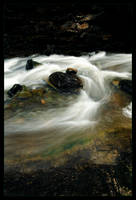 First May Waterflow by Fishermang