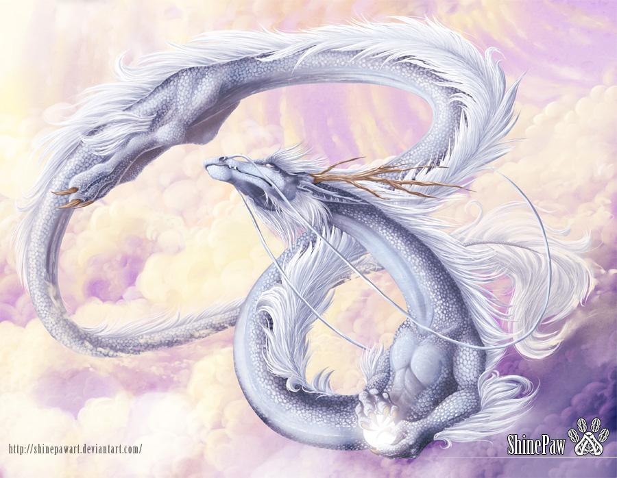 Drifting among dreams by ShinePawArt