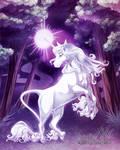 The Unicorn by ShinePawArt