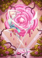 Pearl's dance by ShinePawArt
