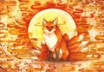 Sun Kitsune