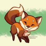 Fox chibi - redesign