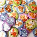 Etsy Animal Badges