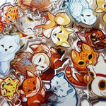 Charms restocked on Etsy!