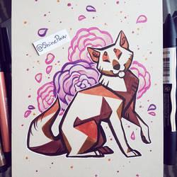 Year of the Dog by ShinePawArt
