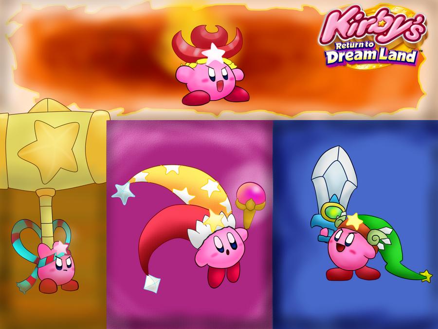 kirby return to dreamland powers list wwwpixsharkcom