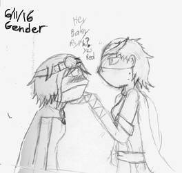 Theme 34 Gender by DumbBlond101