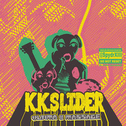 K.K. Slider Album Art Challange - TOBACCO