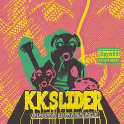K.K. Slider Album Art Challange - TOBACCO
