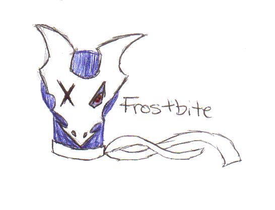 FREE REQUEST-Frostbite by EstrangedJunkie