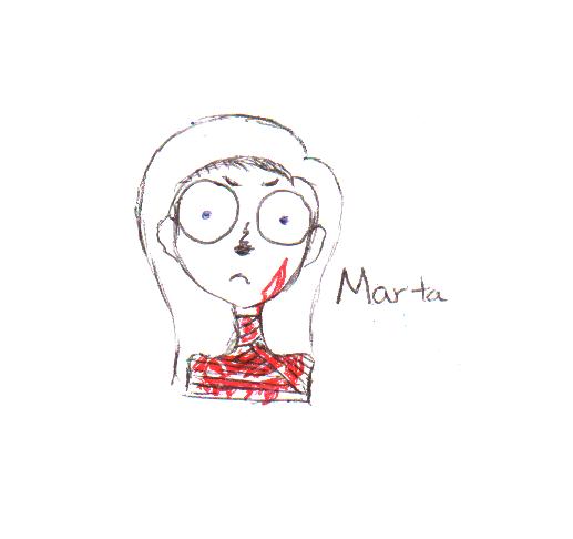 MBFR-Marta by EstrangedJunkie