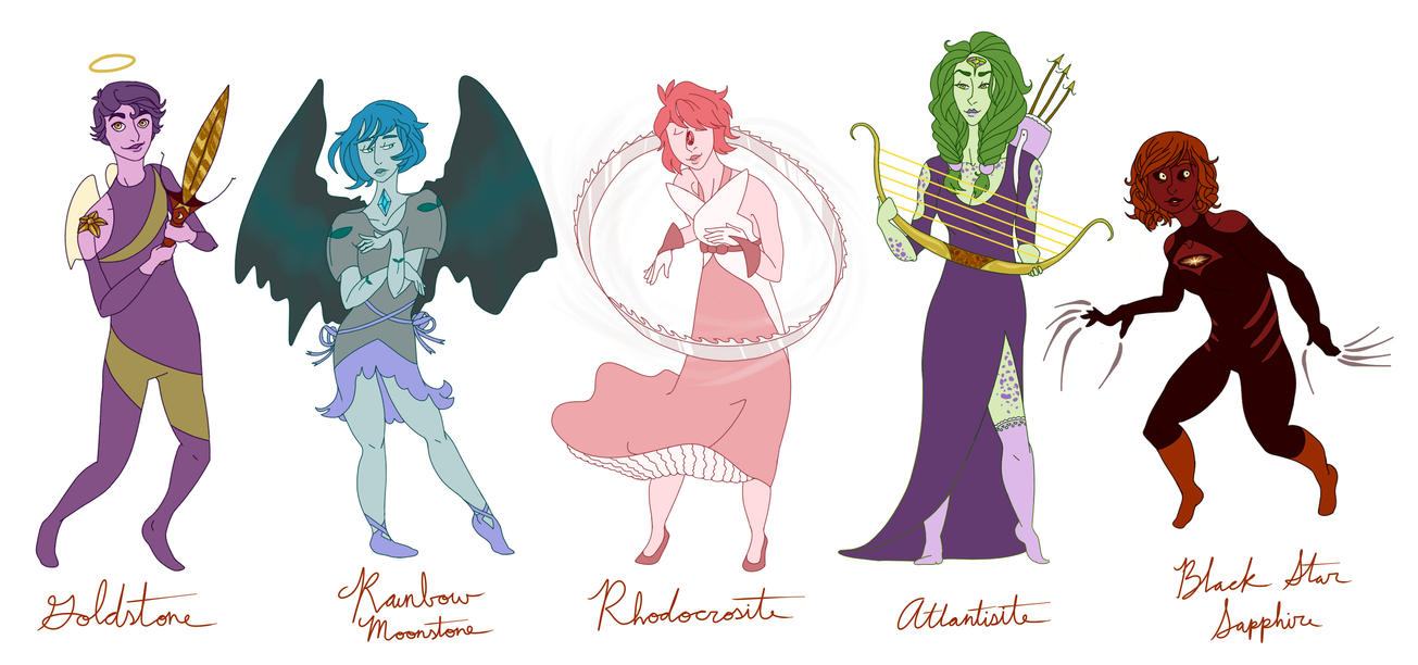 Friend Gemsonas by WaterlightFading