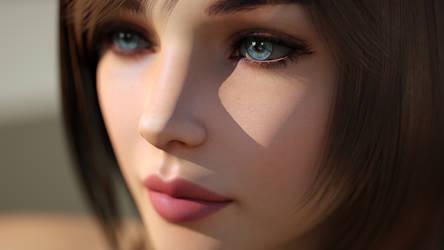 Female Beauty one by FaTerKCX