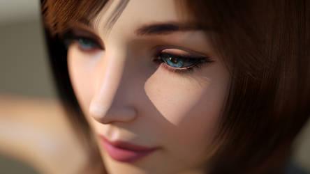 Female Beauty two by FaTerKCX