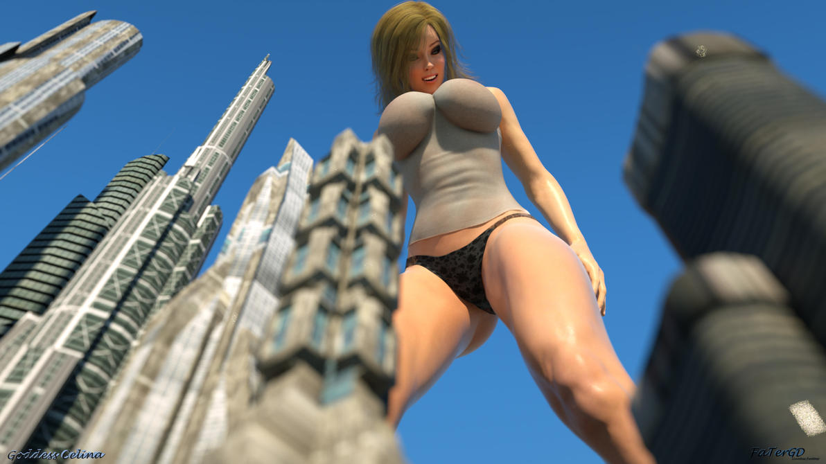 Giantess girls sexy images