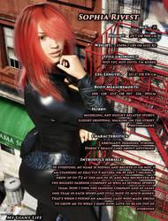 Sophia - My Giant Life Profile by FaTerKCX