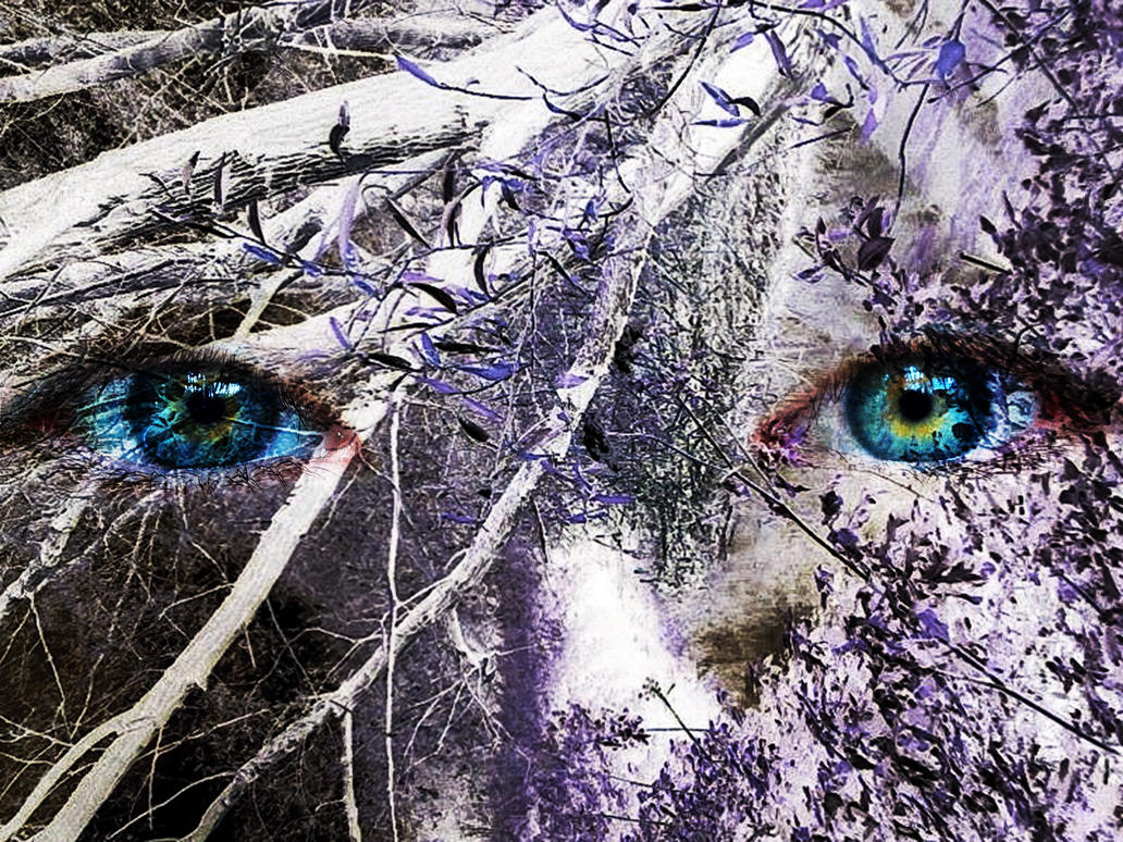 Eyes of the Forest by TheBigDaveC