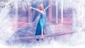 Frozen 1920x1080 - Elsa by muehlich86