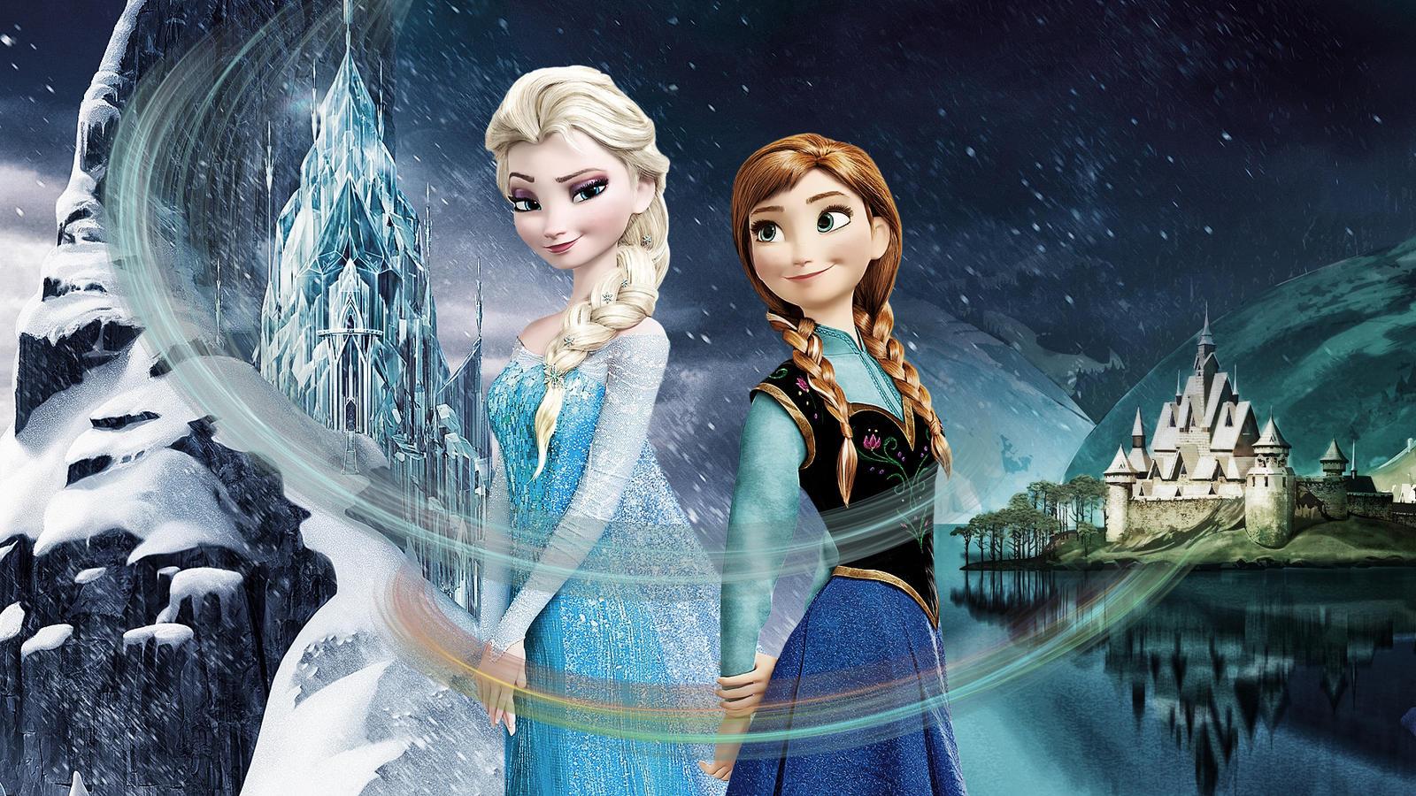 frozen movie wallpaper 1920x1080 - photo #30