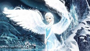 Frozen - 1920x1080 (Elsa - The Queen of Arendelle)