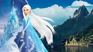Frozen - 1920x1080 (Elsa Amazing White)