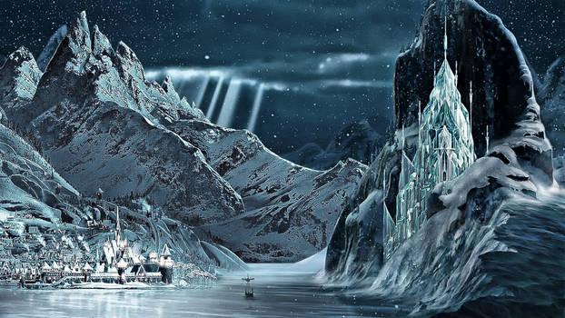 Frozen - 1920x1080 (Arendelle Ice Palace)