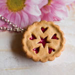 Cherry Pie with Star + Hearts