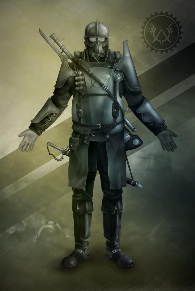 Belothian soldier - Heavy 2.0 by NazerMatt