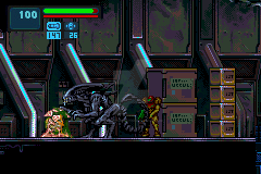 Metroid Vs Alien - Distracting the Evil by NickTheGamemaster