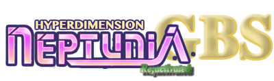 Hyperdimension Neptunia GBS: Reactivated Logo by NickTheGamemaster