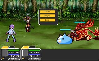 Neptunia/Konosuba RPG Crossover by NickTheGamemaster