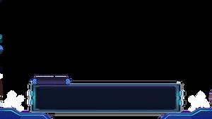 Mega VII Text Box Name Box