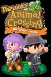 Neptune's Animal Crossing New Leaf