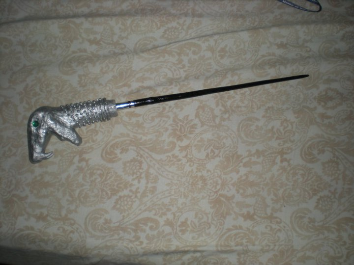 Lucius Malfoy's Wand by titanicfreak23 on DeviantArt