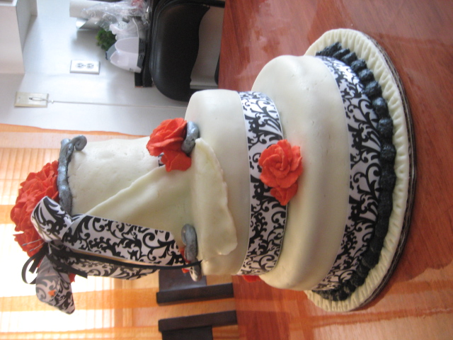 Cake And Art In West Hollywood : Old Hollywood Themed Cake by titanicfreak23 on DeviantArt