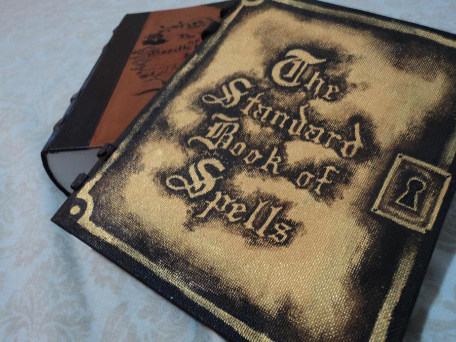 standard book of spells pdf