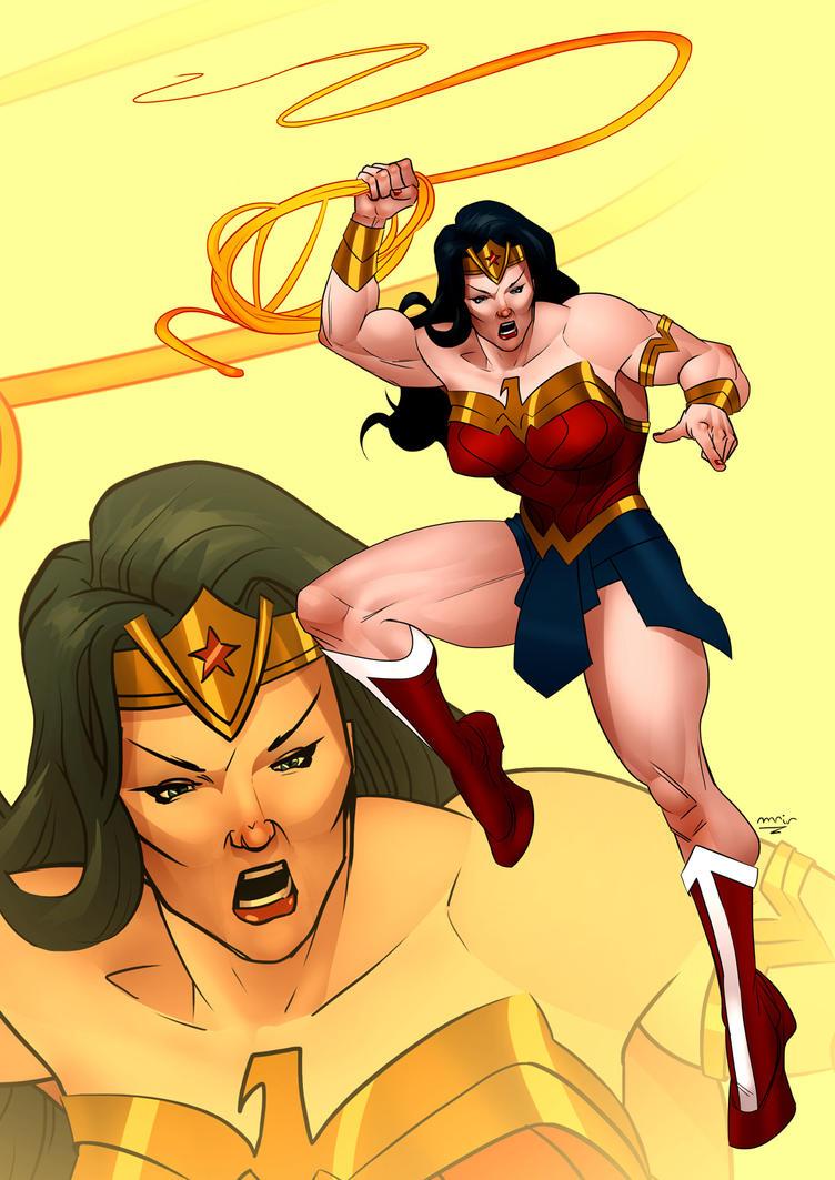 Wonder Woman by maristane