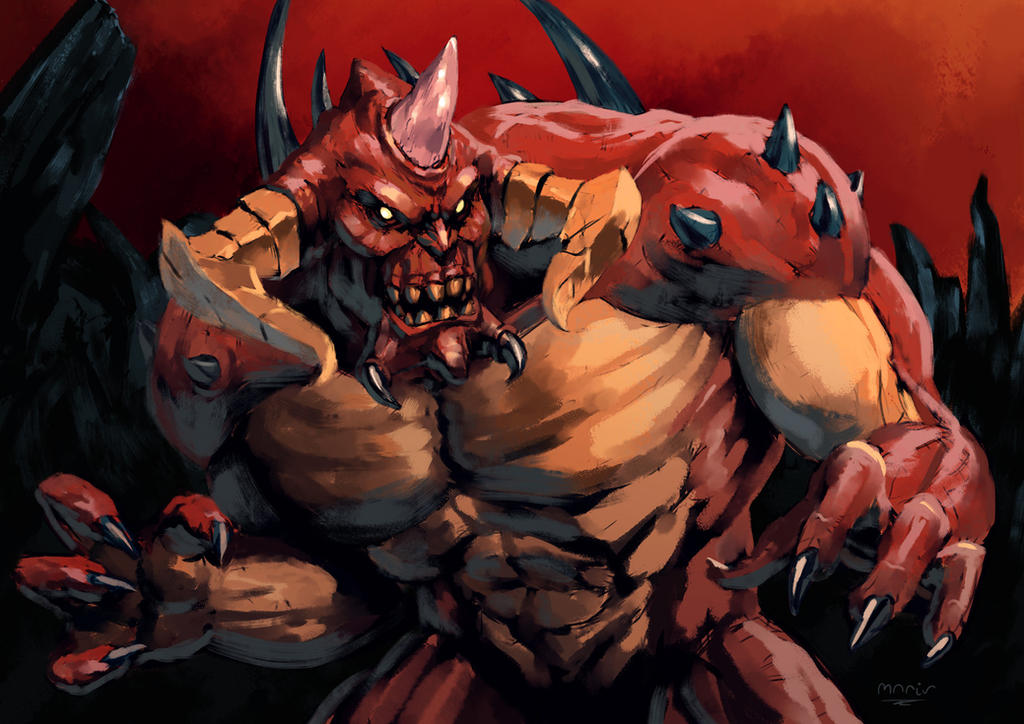 Diablo by maristane