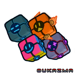 Mega Xel Icons Pile by OuKazma