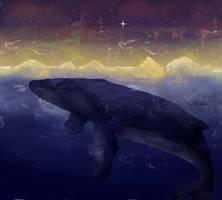 Whale by JulianaRoad7