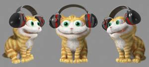 Kitten by Likozor