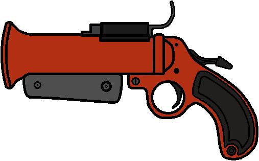Pubg Wallpaper Flare Gun: TF2 Flare Gun By Grayfox5000 On DeviantArt