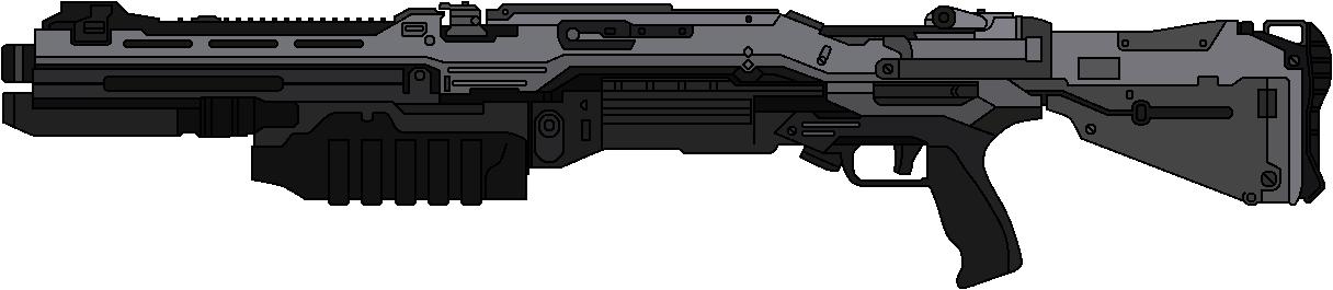 Walfas Custom Props - Halo 4 Shotgun by grayfox5000 on DeviantArt M1216