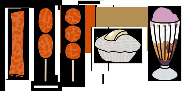 Walfas Custom - Philippines snack and dessert food