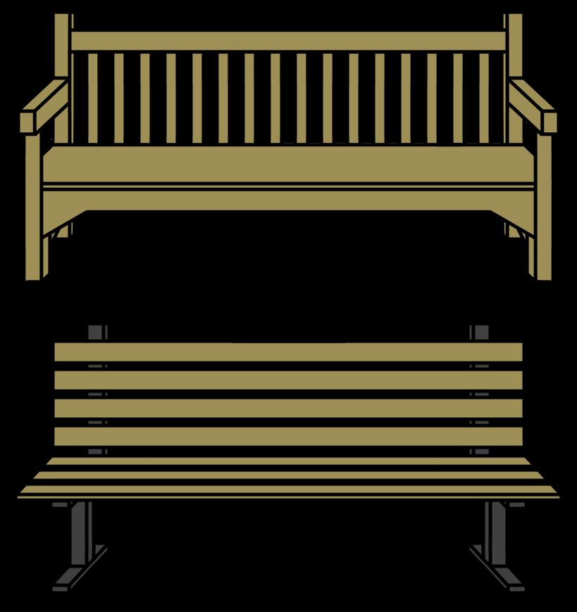 bench cartoon bench cartoon bench cli cartoon vector illustration of ...